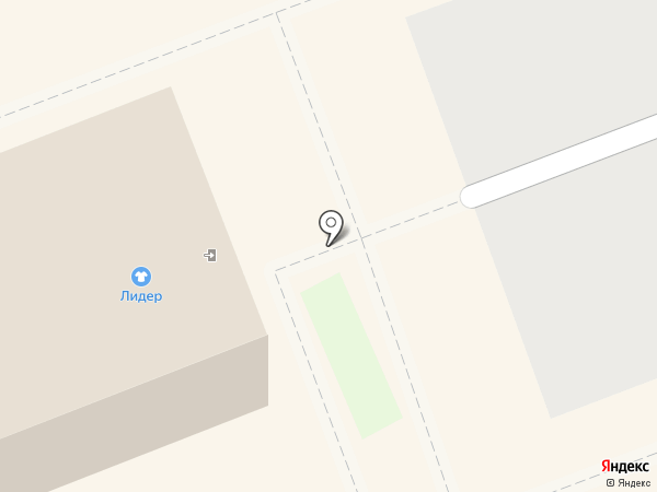 Лидер на карте Ангарска