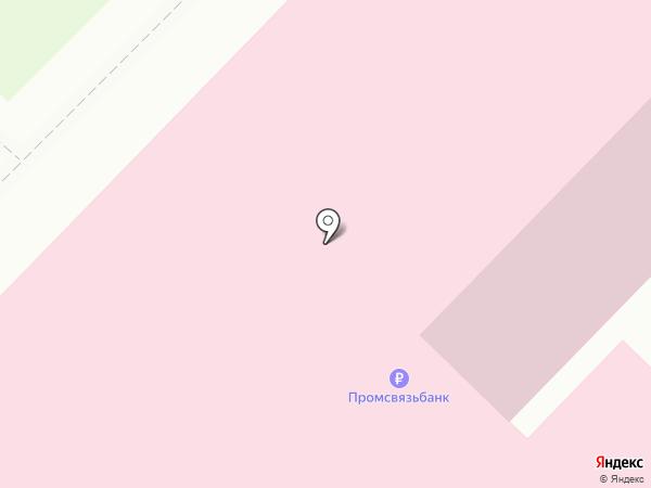 Лечебно-диагностический центр на карте Ангарска