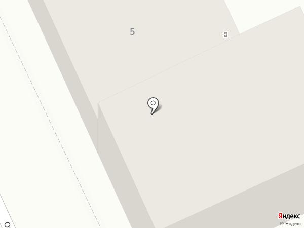 Столярная мастерская №1 на карте Ангарска