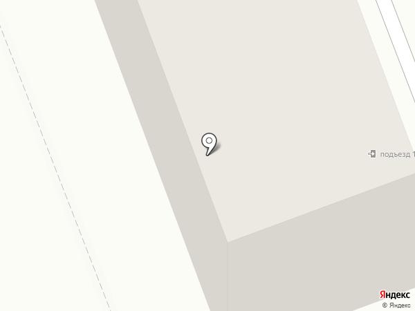 ЦЕРБЕР на карте Ангарска