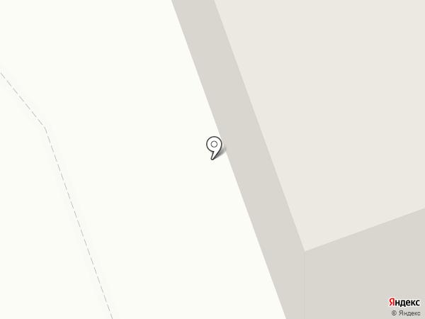 Фитт на карте Ангарска