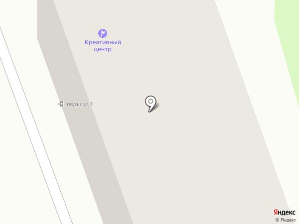Корица на карте Ангарска