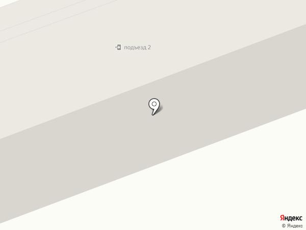 Атлант на карте Ангарска