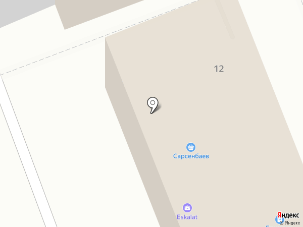 Обручальное Кольцо, ЗАО на карте Ангарска