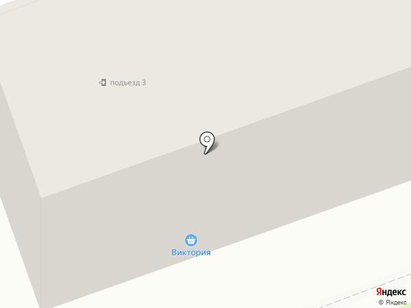 Виктория на карте Ангарска