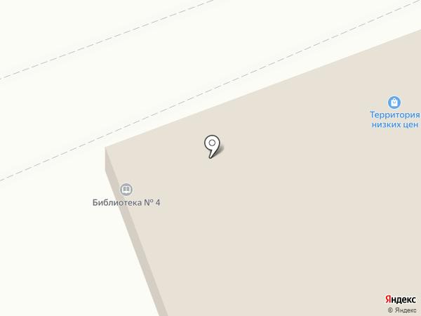 Боцман на карте Ангарска