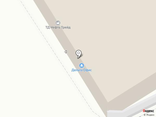 Автотранспортная компания на карте Ангарска