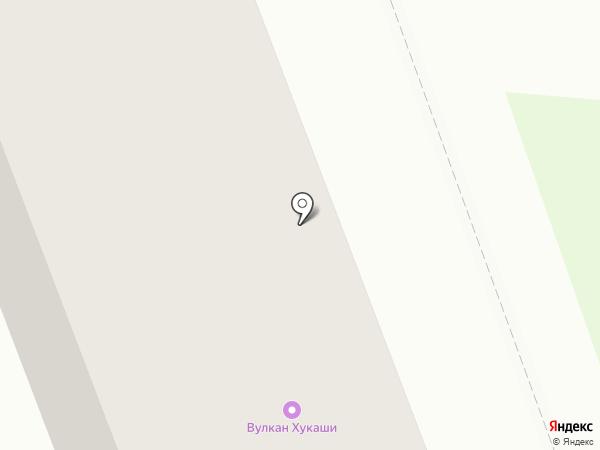 Комфорт-Займ на карте Ангарска