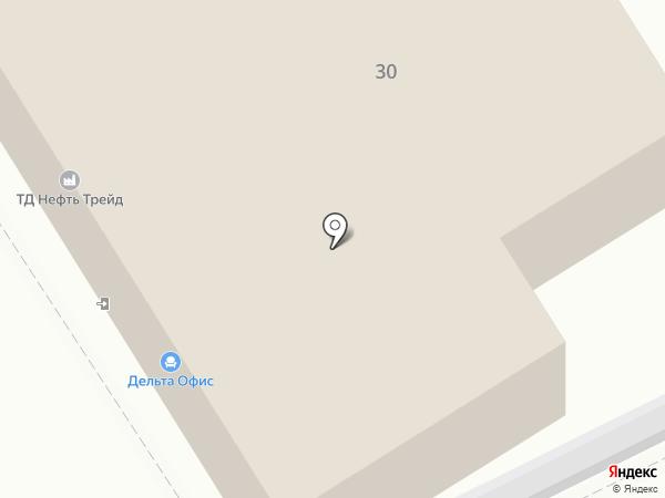 Make-up studio на карте Ангарска
