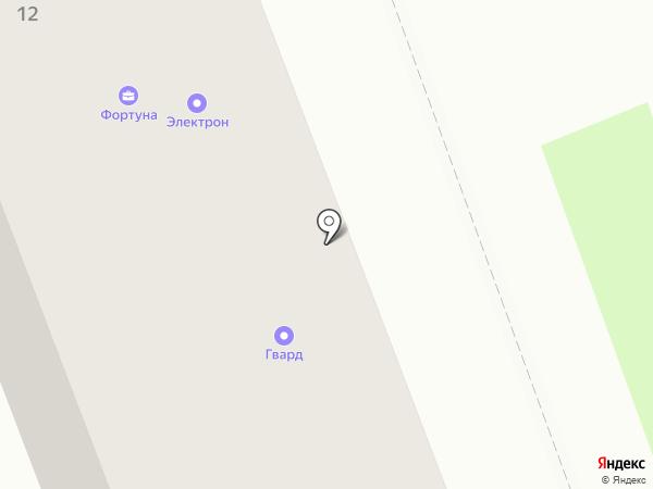 А-Смета на карте Ангарска