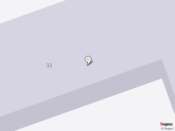 Детский сад №75 на карте Ангарска