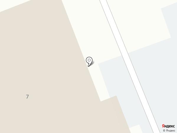 Суши-Тайм на карте Ангарска