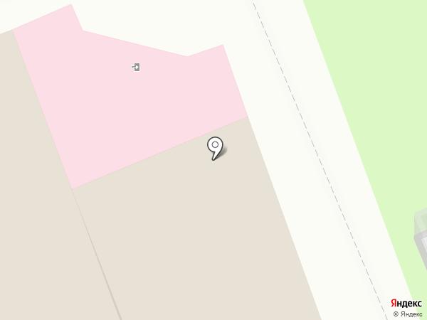 Вестфалика на карте Ангарска