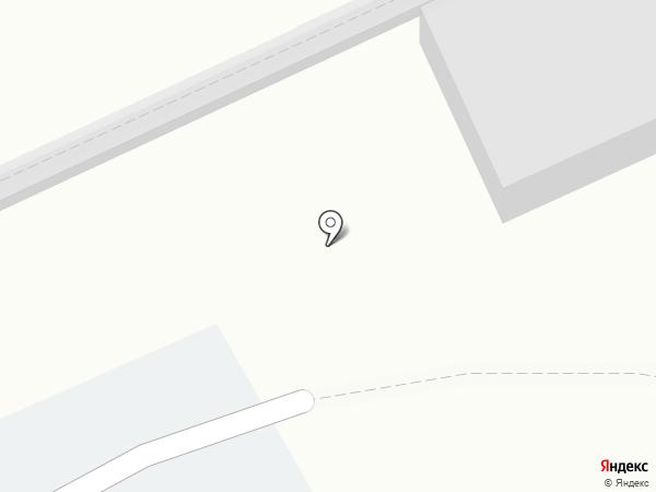 Магазин смешанных товаров на карте Ангарска