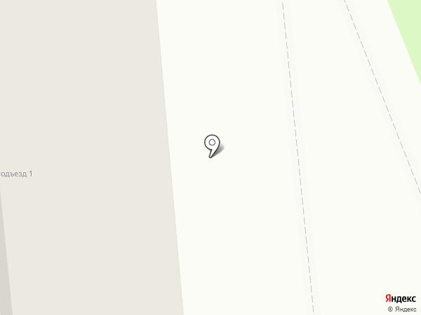 Зимуха на карте Ангарска