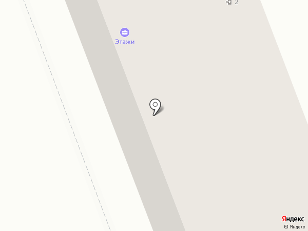 Наири на карте Ангарска