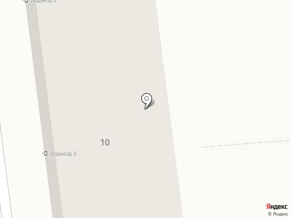 Продовольственный магазин на карте Ангарска
