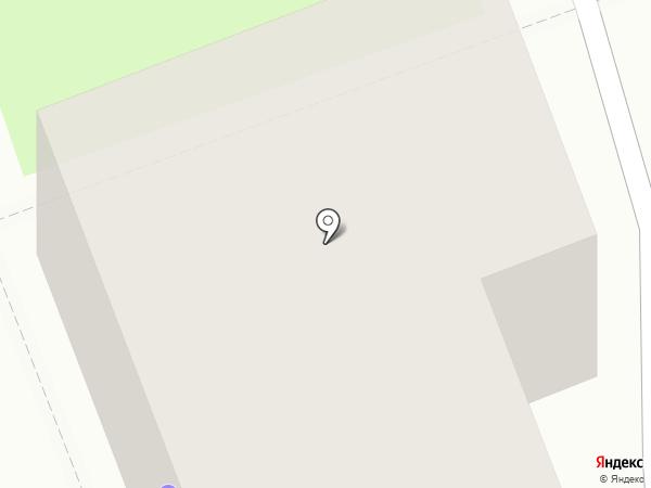 Департамент по управлению муниципальным имуществом на карте Ангарска