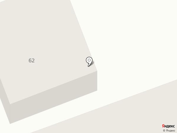 Торгово-сервисная компания на карте Ангарска