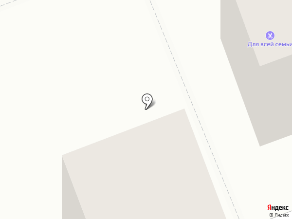 Магазин Белорусского трикотажа на карте Ангарска