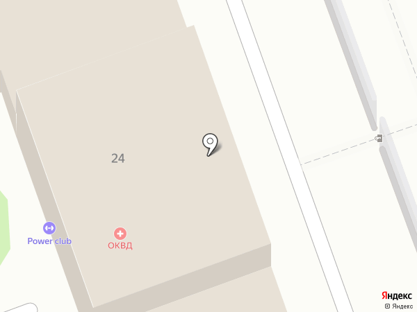 Эспос на карте Ангарска