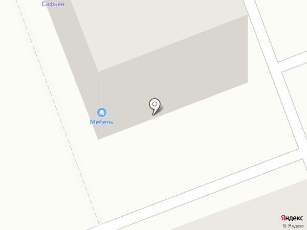 Сеть магазинов мебели от производителя на карте Ангарска