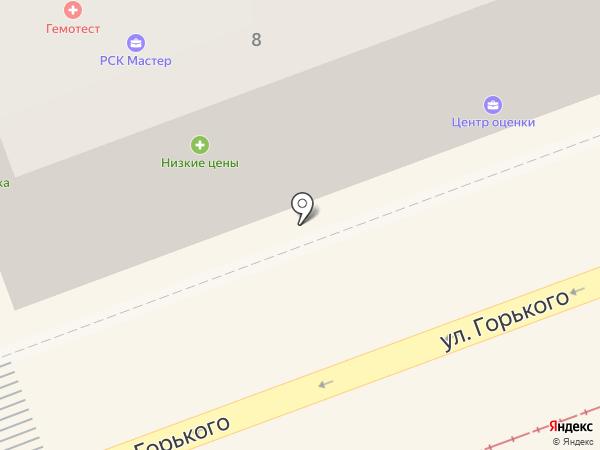 СОГАЗ-Мед на карте Ангарска