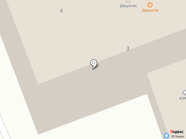 Центр поддержки общественных инициатив на карте Ангарска