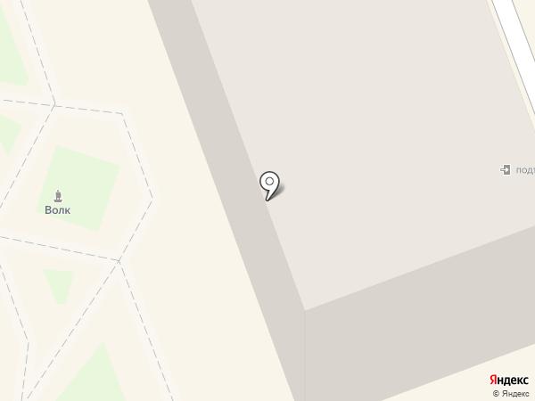 Гринкомбанк на карте Ангарска