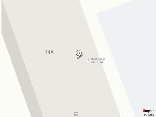 Служба государственного надзора за техническим состоянием самоходных машин и других видов техники Иркутской области на карте Ангарска