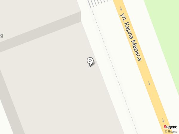 Vertige на карте Ангарска