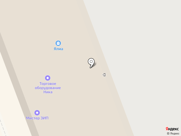 Clever на карте Ангарска