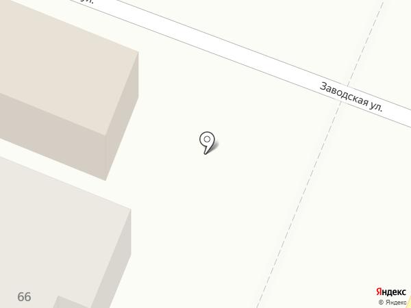 Лаура на карте Ангарска