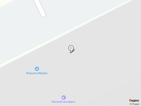 Доктор Вольт на карте Ангарска