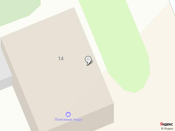 Ангарский Управдом на карте Ангарска