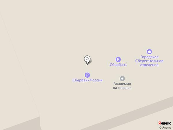Ангарский оптималист на карте Ангарска