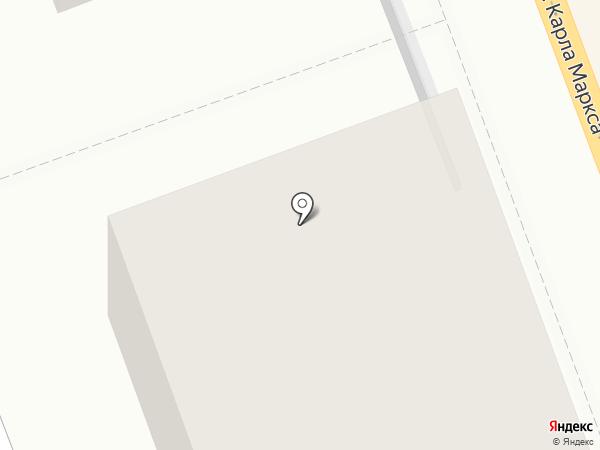 Фасончик для леди на карте Ангарска