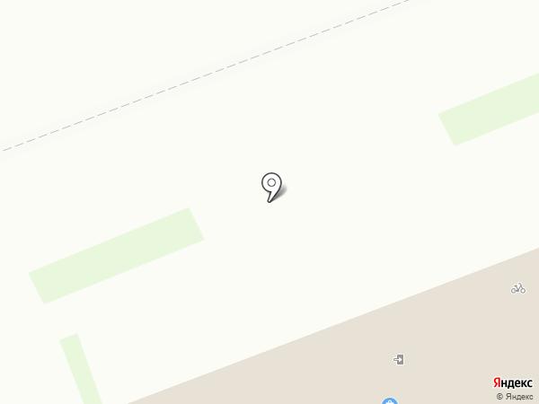 Север на карте Ангарска