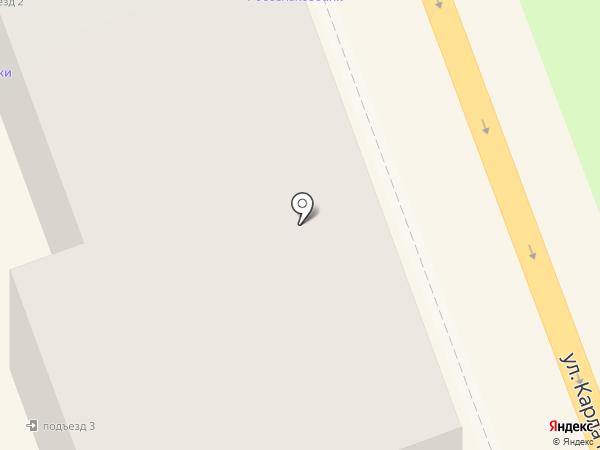 Восточный экспресс банк, ПАО на карте Ангарска