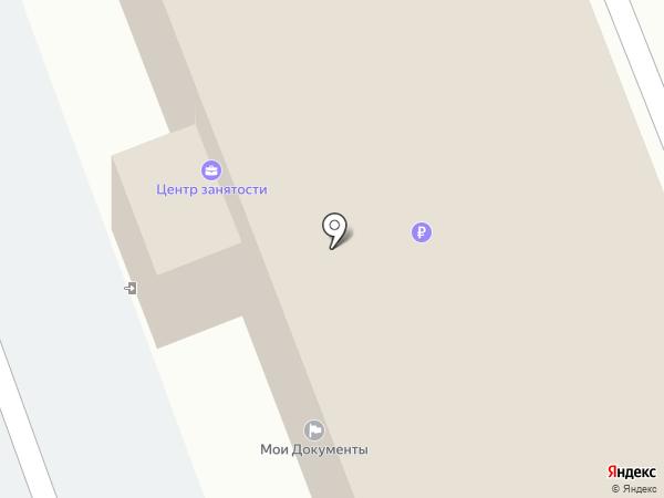 БТИ на карте Ангарска