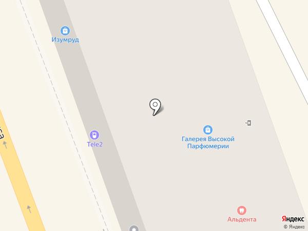 БВК на карте Ангарска