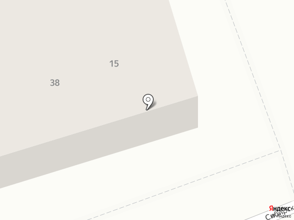 Сибирский кедр на карте Ангарска