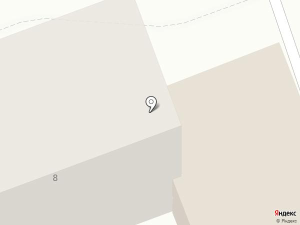 Растишка на карте Ангарска