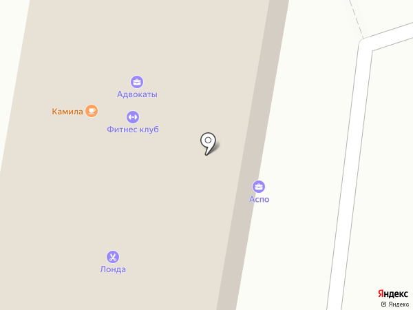 Обаяние на карте Ангарска