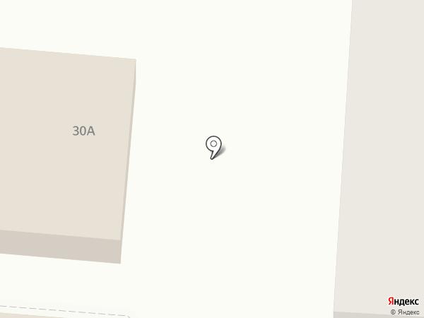 Самурай на карте Ангарска