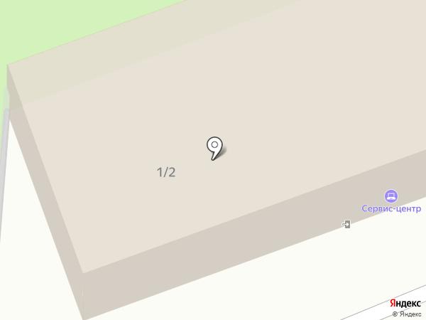 Эльф на карте Ангарска