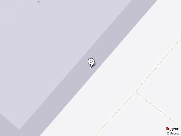 Основная общеобразовательная школа №21 на карте Ангарска