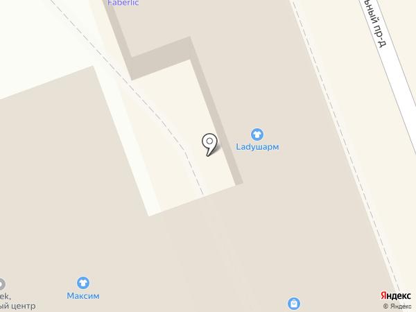 Ажур на карте Ангарска