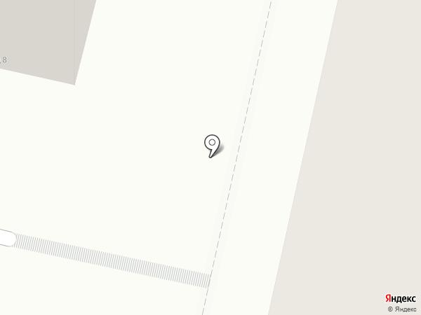 Василек на карте Ангарска