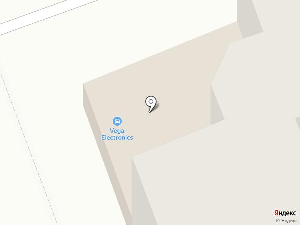 Вега-Электроникс на карте Ангарска
